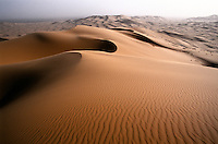 Erg Chebbi sand dunes, Morocco.