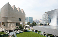 The new Jumex Museum.  Mexico City