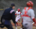 Lafayette High vs. South Pontotoc baseball at LHS in Oxford, Miss. on Tuesday, March 2, 2010. Lafayette High won 10-0.