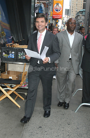 July 23,  2012 George Stephanopoulos host  of Good Morning  America in New York City.Credit:© RW/MediaPunch Inc.