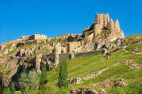 The ancient Uratian iron age fortress of Van, Van, Turkey 3