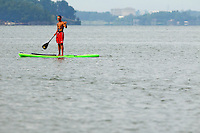 Summer camp photography of YMCA Camp Thunderbird on Lake Wylie, south of Charlotte NC.