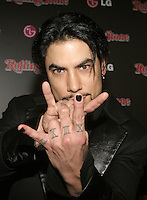 Oct 03, 2006; Beverly Hills, CA, USA; DAVE NAVARRO arrives at the Rolling Stone Magazine 2006 Hot List celebration. Mandatory Credit: Photo by Marianna Day Massey/ZUMA Press. (©) Copyright 2006 by Marianna Day Massey