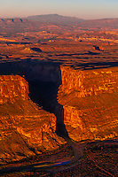 USA-Texas-Big Bend-Aerials-Santa Elena Canyon