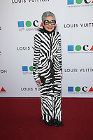 Joy Venturini Bianchi<br /> at MOCAs 35th Anniversary Gala, MOCA, Los Angeles, CA 03-29-14<br /> David Edwards/DailyCeleb.Com 818-249-4998