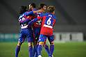 FCFC Tokyo team group (FC Tokyo), MARCH 18, 2012 - Football / Soccer :2012 J.LEAGUE Division 1 between FC Tokyo 3-2 Nagoya Grampus at Ajinomoto Stadium, Tokyo,  Japan. (Photo by Atsushi Tomura /AFLO SPORT) [1035]