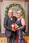 Leonora Renwick and Derek Rowe were married in the First civil wedding held at the Ashe Hotel by Mary T O'Shea on Friday 28th October 2016