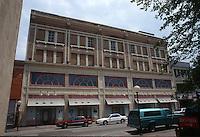 1996 JUNE 06..Redevelopment.Tidewater Community College..TCC PROGRESS..NEAR PV6 ..LOEWS THEATRE..NEG#.NRHA#..