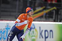 SPEED SKATING: HAMAR: Vikingskipet, 05-03-2017, ISU World Championship Allround, 1500m Men, Jan Blokhuijsen (NED), ©photo Martin de Jong