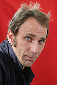 Will Self, English social commentator and author of &quot;The Book of Dave&quot;, appearing at an Edinburgh International Book Festival photo call in Edinburgh, on Saturday 12th August 2006. Over 600 authors from 35 countries are appearing at the Edinburgh International Book festival during 12th-28th August. The festival takes place in historic Edinburgh city, a UNESCO City of Literature.