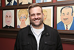 Stephen Wallem attends the The Robert Whitehead Award presented to Mike Isaacson at Sardi's on May 10, 2017 in New York City.