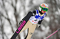 Sara Takanashi (JPN),.MARCH 3, 2012 - Ski Jumping : FIS Ski Jumping World Cup Ladies in Zao, Individual the 11th Competition HS100 at Jumping Hills Zao,Yamagata ,Japan. (Photo by Jun Tsukida/AFLO SPORT) [0003]