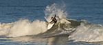 Surfer In Folly Beach