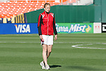 10 May 2008: Clare Rustad (CAN). The United States Women's National Team defeated the Canada Women's National Team 6-0 at RFK Stadium in Washington, DC in a women's international friendly soccer match.
