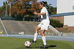 02 November 2008: North Carolina's Casey Nogueira. The University of North Carolina Tar Heels defeated the University of Miami Hurricanes 1-0 at Fetzer Field in Chapel Hill, North Carolina in an NCAA Division I Women's college soccer game.