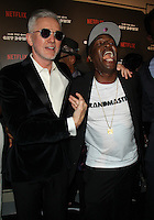 NEW YORK, NY-August 11: Baz Luhrmann, Grandmaster Flash at NETFLIX presents the New York premiere of The Get Down at Lehman Center for the Performing Arts in Bronx .NY. August 11, 2016. Credit:RW/MediaPunch