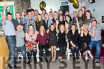 class of 1992 reunion from Castleisland Community College at Tom McCarthy's Bar, Castleisland on Thursday