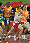 Jason Donkerley won the bronze at the 1500 m t-11<br /> - Photo Benoit Pelosse-CPC