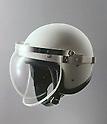 Arai open face helmet, mid 70's.
