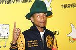 Pharrell Williams 41st Spongebob Square Pants Theme Birthday Celebration