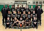 12-8-14, Huron High School boy's varsity basketball team