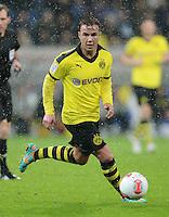 Fussball Bundesliga 2012/13: Hoffenheim - Dortmund