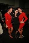 To-Tam Sachika, Kelly and To-Nya Sachika Attend JONES MAGAZINE PRESENTS SACHIKA TWINS BDAY BASH at SL, NY 12/12/11