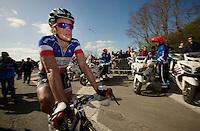 De Ronde van Vlaanderen 2012..Sylvain Chavanel