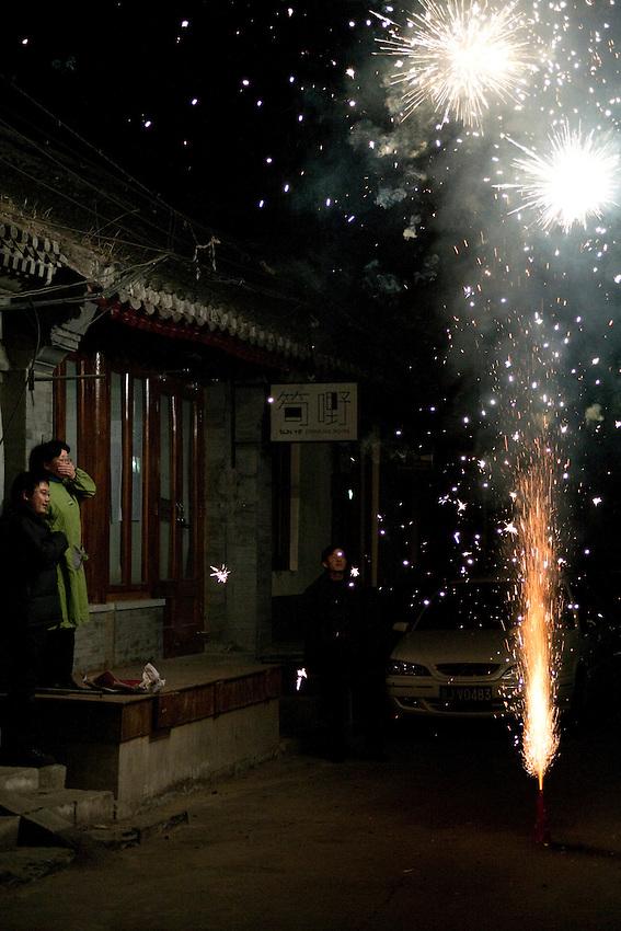 Pékin - Verticales d'hiver