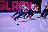 SHORT TRACK: ROTTERDAM: Ahoy, 12-03-2017, KPN ISU World Short Track Championships 2017, Arianna Fontana (ITA   #111), ©photo Martin de Jong