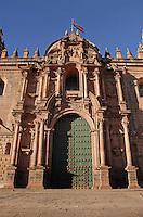 Cathedral,Cusco, Peru.