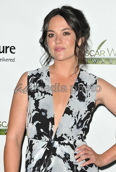 25 February 2016 - Santa Monica, California - Sarah Greene. 2016 Oscar Wilde Awards sponsored by the US-Ireland Alliance held at Bad Robot. Photo Credit: Koi Sojer/AdMedia