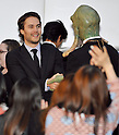 Taylor Kitsch, Apr 01, 2012 : Tokyo, Japan : Actor Taylor Kitsch attends the Japan premiere for the film &quot;John Carter&quot; in Tokyo, Japan, on April 1, 2012. The film will open on April 13 in Japan.