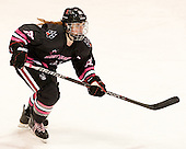 Maggie Brennolt (NU - 22) - The Northeastern University Huskies defeated the visiting Providence College Friars 8-7 on Sunday, January 20, 2013, at Matthews Arena in Boston, Massachusetts.
