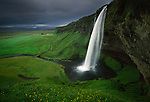 Iceland is a land of waterfalls.
