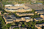 Stadium Law School Aerial.JPG by Matt Cashore/University of Notre Dame