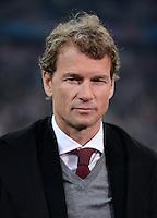 FUSSBALL  CHAMPIONS LEAGUE  ACHTELFINALE  HINSPIEL  2012/2013      FC Bayern Muenchen - FC Arsenal London     13.03.2013 TV Experte Jens Lehmann