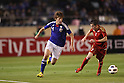 Hiroki Sakai (JPN), .NOVEMBER 27, 2011 - Football / Soccer : .Men's Asian Football Qualifiers Final Round .for London Olympic Games .between U-22 Japan 2-1 U-22 Syria .at National Stadium, Tokyo, Japan. .(Photo by YUTAKA/AFLO SPORT) [1040]