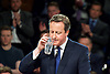Conservative Party Spring Forum <br /> at The Old Granada Studios, Manchester, Great Britain <br /> 28th March 2015 <br /> <br /> <br /> David Cameron <br /> Prime Minister and Leader of the Conservatives <br /> speech <br /> <br /> <br /> Photograph by Elliott Franks