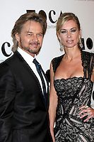 LOS ANGELES - NOV 12:  Stephen Nichols, Eileen Davidson arrives at the MOCA Gala 2012 at MOCA on November 12, 2011 in Los Angeles, CA