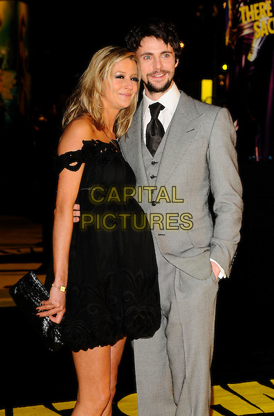 Matthew Goode couple