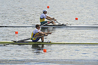 Hamilton, NEW ZEALAND.  2010 World Rowing Championships on Lake Karapiro, Tuesday - 02.11.2010, [Mandatory Credit Peter Spurrier:Intersport Images].