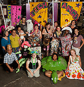 Indy Arts Award Winners: The Scrap Exchange, at their new location in the old Golden Belt complex, Durham, NC, July 15, 2011.