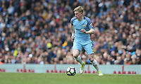 Manchester City's Kevin De Bruyne<br /> <br /> Photographer Stephen White/CameraSport<br /> <br /> The Premier League - Manchester City v Leicester City - Saturday 13th May 2017 - Etihad Stadium - Manchester<br /> <br /> World Copyright &copy; 2017 CameraSport. All rights reserved. 43 Linden Ave. Countesthorpe. Leicester. England. LE8 5PG - Tel: +44 (0) 116 277 4147 - admin@camerasport.com - www.camerasport.com