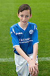 St Johnstone FC Academy Under 13's<br /> Rory Lamond<br /> Picture by Graeme Hart.<br /> Copyright Perthshire Picture Agency<br /> Tel: 01738 623350  Mobile: 07990 594431