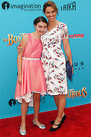 UNIVERSAL CITY, CA, USA - SEPTEMBER 21: Amy Brenneman at the Los Angeles Premiere Of Focus Features' 'The Boxtrolls' held at Universal CityWalk on September 21, 2014 in Universal City, California, United States. (Photo by Celebrity Monitor)