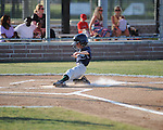 The Mariners' William Lewis vs. the Twins in Oxford Park Commission baseball action at FNC Park in Oxford, Miss. on Thursday, May 3, 2012.
