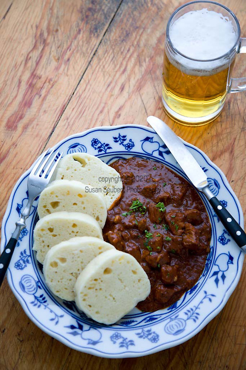 Beef Goulash with Dumplings | Editorial + Commercial Photographer ...