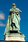 Statue of King Bela 4th - H?s&ouml;k tere, ( Heroes Square ) Budapest Hungary