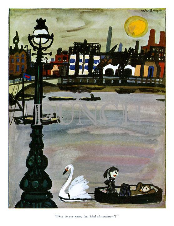 River Boat Cartoon River Thames Boat Trip